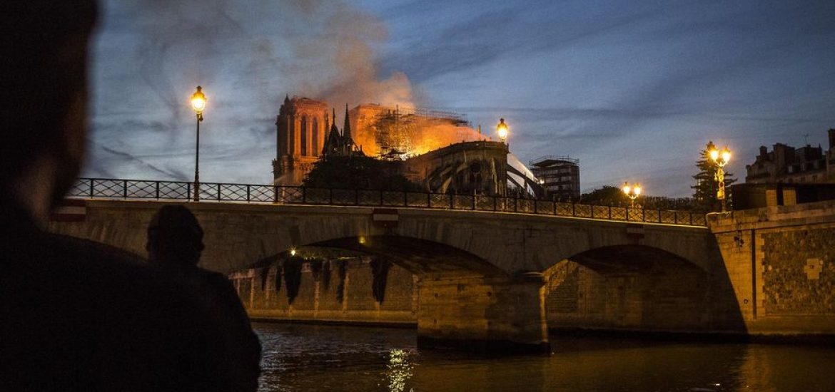 Two schools of thought and at least ten years to rebuild Notre-Dame: