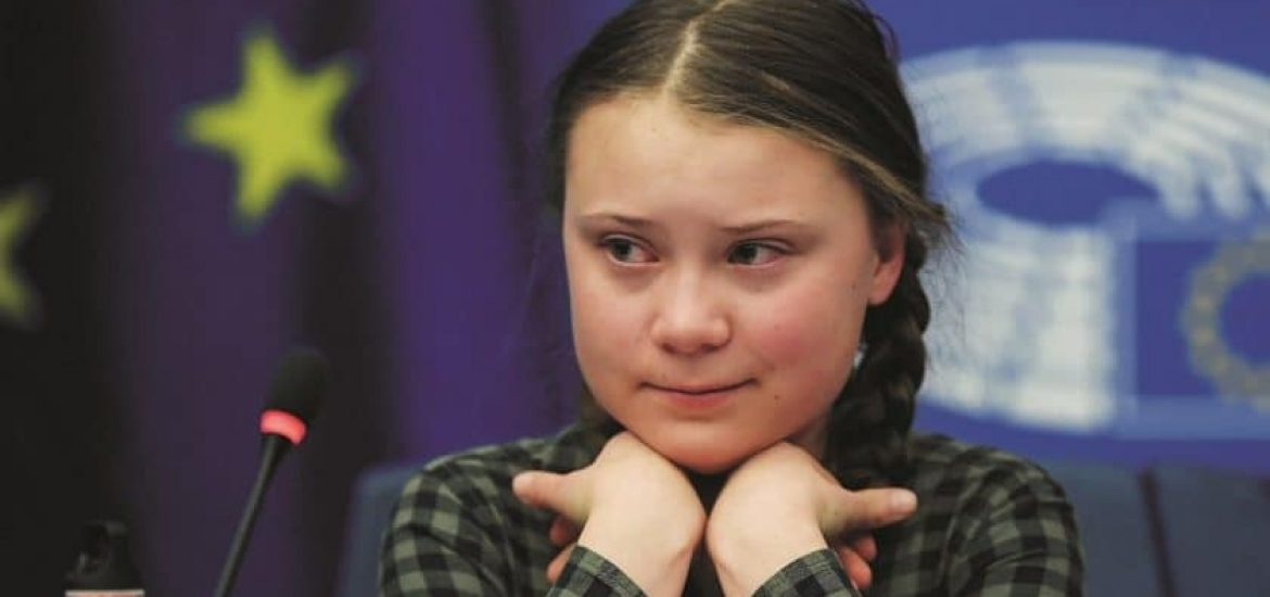 """Generation Greta Thunberg"" and the Parable of The Talents"