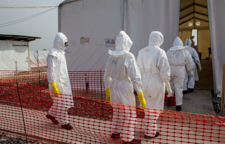 Ebola outbreak spreads in DRC