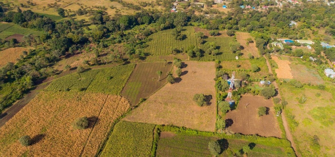 European aerospace company Airbus is hoping to transform agriculture in Africa