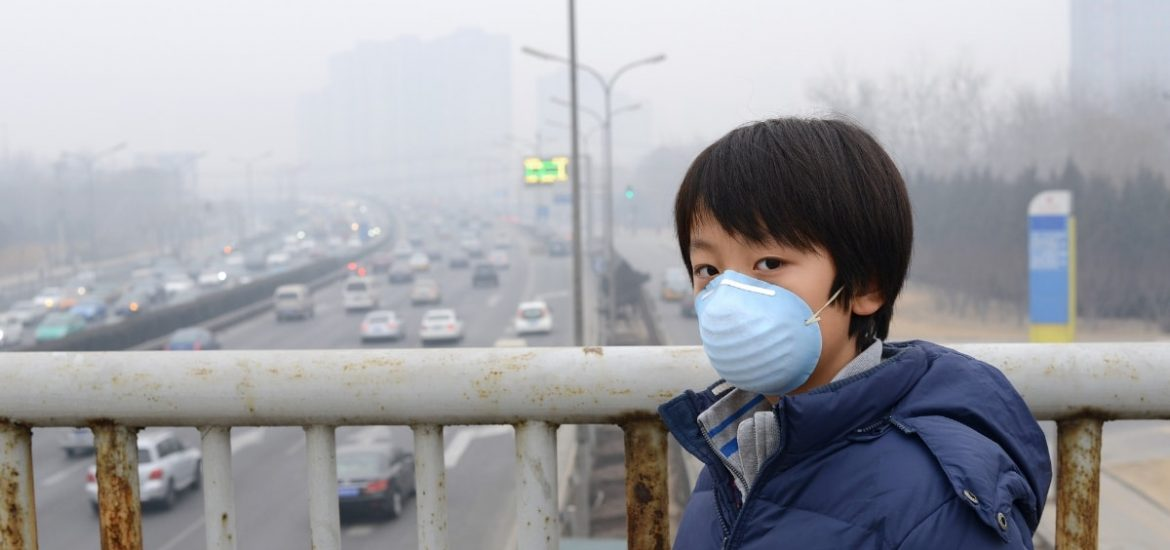Dramatic reductions in particulate air pollution in China may have unexpectedly increased ozone pollution