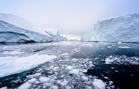 Greenland's ice sheet is melting much faster than expected