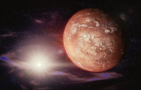Subsurface of ancient Mars may have supported microbial life