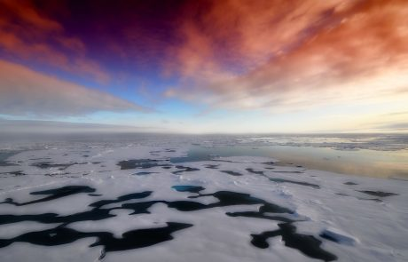 Large part of Arctic Ocean is changing into Atlantic climate