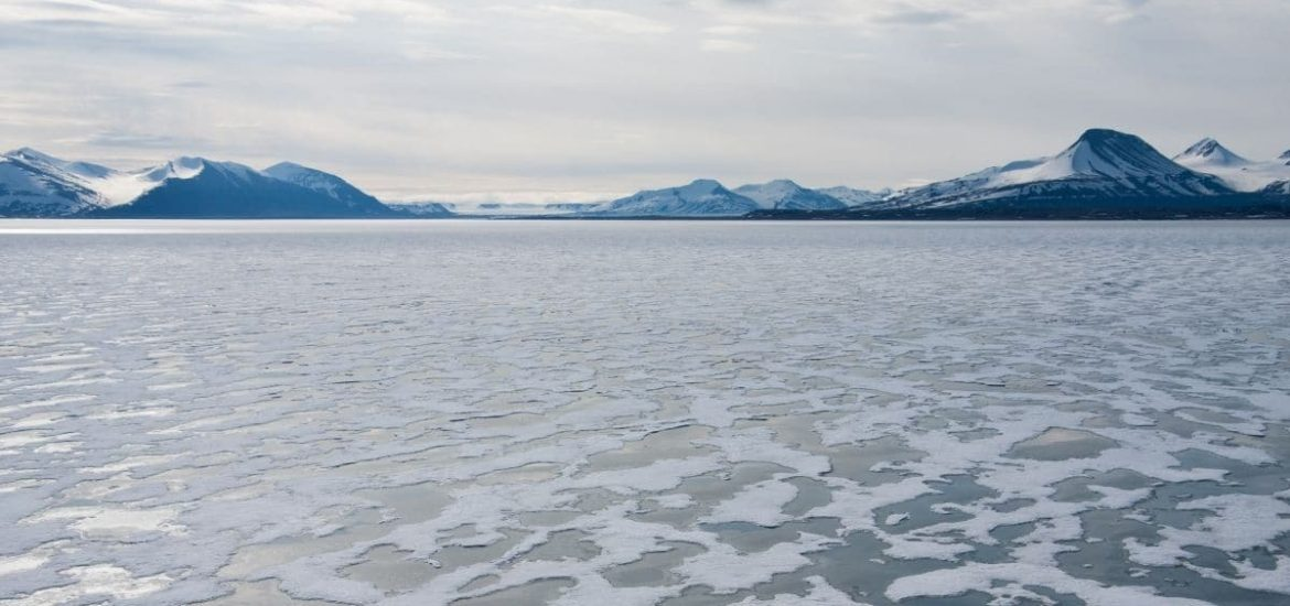 Arctic sea ice reaches second-lowest level on record