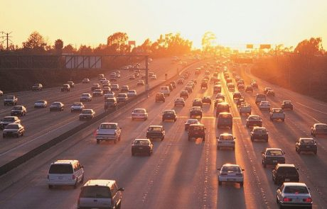 Asphalt roads are a significant source of air pollution in summer
