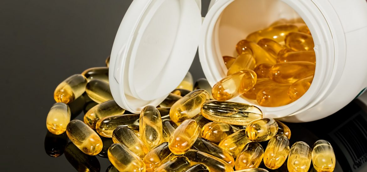 Omega-3 supplements less beneficial than previously thought