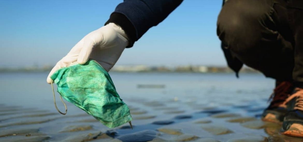 Coronavirus waste could trigger surge in ocean pollution