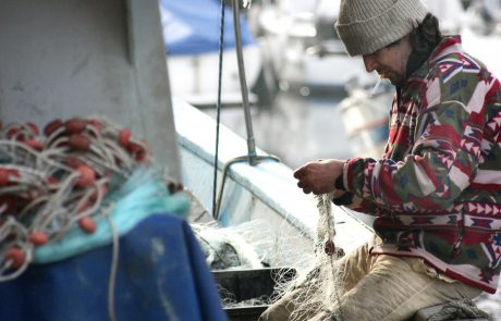 Fishermen caught in Adriatic border dispute