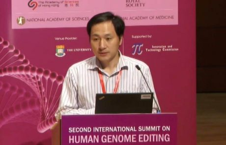 Chinese scientists who gene-edited babies jailed for three years
