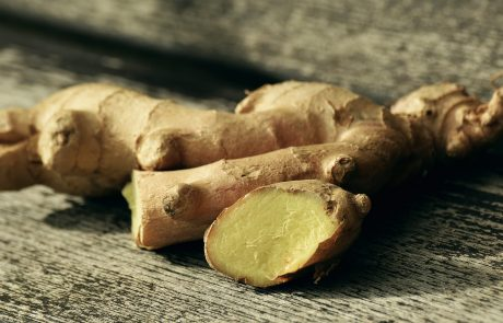 Ginger could prevent vomiting and save lives
