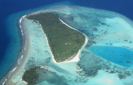 Atoll islands could be uninhabitable within a few decades