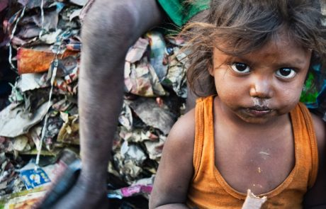 Restoring healthy gut bacteria could help starving children