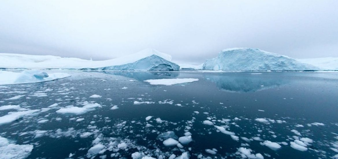 Synthetic microfibres from washing clothes are polluting the Arctic Ocean