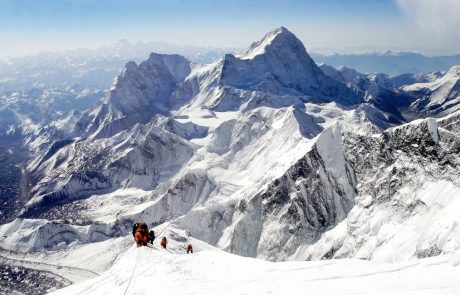 Microplastics found near highest peak of Mount Everest