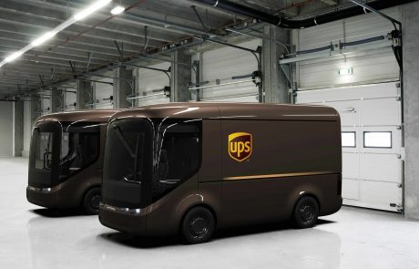 UPS to test electric trucks in London and Paris