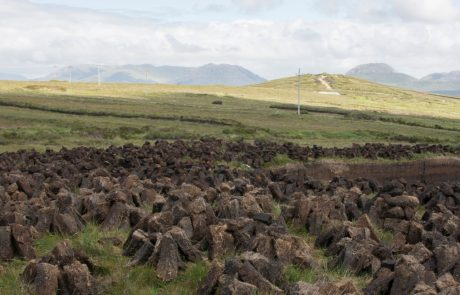 Ireland is moving away from peat in an effort to fight climate change