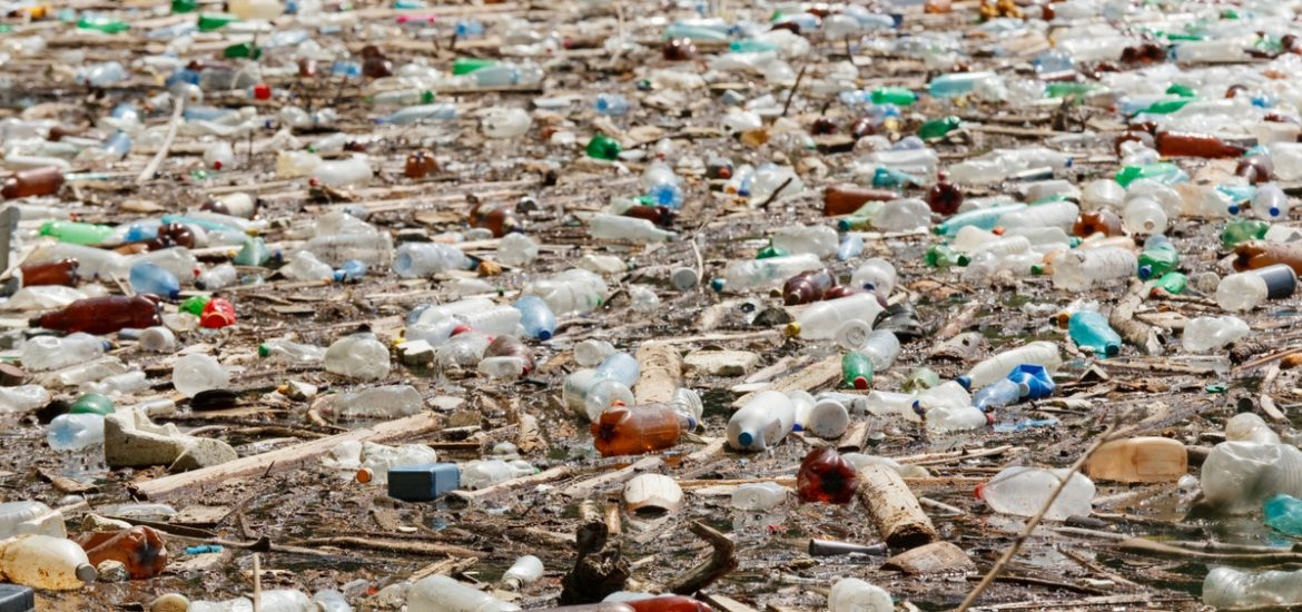 Decomposing plastics are emitting potent greenhouse gases into the atmosphere