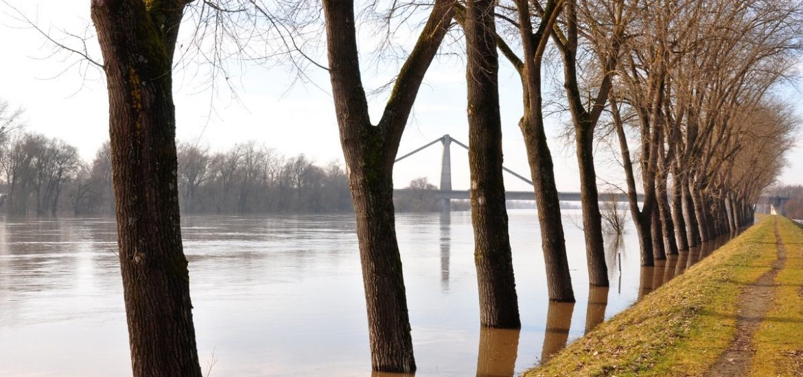 Impact of climate change on river flooding in Europe is already evident