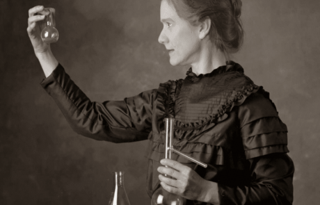 "Marie Curie's other invention: ""The Curie Model"""