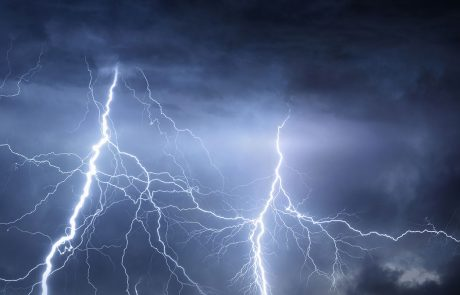 Lightning was discovered to trigger nuclear reactions in the sky