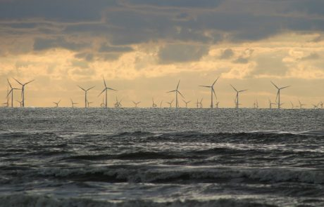 Europe's offshore wind power increased 25% in 2017